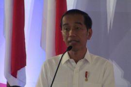 Presiden Jokowi: Dana desa berhasil bangun 123.000 Km jalan