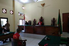 PN Koba gelar sidang perdana dengan hakim tunggal