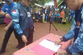 Bupati Bangka Tengah: Atlet peraih emas diberi bonus Rp30 juta