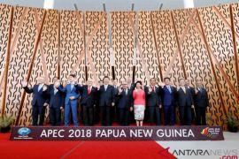Presiden Jokowi hadiri sejumlah kegiatan di KTT APEC