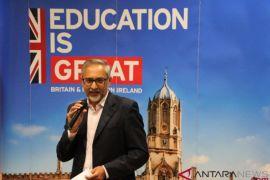Kedubes Inggris sambut kepulangan inovator Indonesia