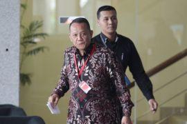 Pemeriksaan Mantan Sekretaris Mahkamah Agung Nurhadi Abdurrachman