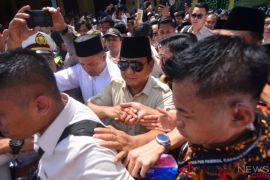 Prabowo gelar silaturahim bersama organisasi kepemudaan