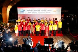 Presiden Jokowi Hadiri KTT APEC 2018