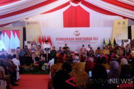 Presiden Jokowi buka Muktamar Ikatan Pelajar Muhammadiyah