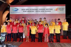 Presiden dan Ibu Iriana Hadiri Gala Dinner APEC