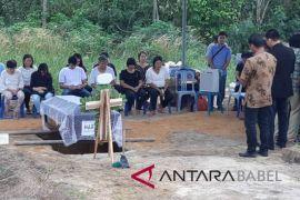 Jenazah Hardy korban Lion Air dimakamkan di TPU Damai
