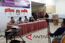 KPU Bangka Barat sosialisasi kepemiluan kelompok disabilitas