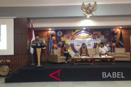 UBB seminar nasional peran milenial tahun politik