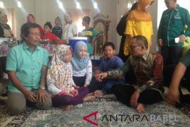Menaker kunjungi rumah Anggota DPRD Babel korban pesawat jatuh