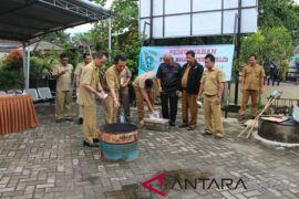 Disdukcapil Belitung musnahkan 2.844 KTP-e rusak