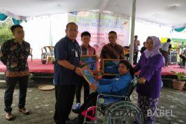 Komunitas Pondok Lentera Bangka peringati Hari Disabilitas Internasional
