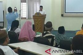 Pemkot Pangkalpinang cairkan insentif ustadz dan ustadzah guru ngaji