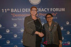 Indonesia-Australia bahas dukungan pembangunan Rakhine State melalui AHA Centre