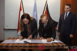 Jerman bantu 25 juta Euro untuk pembangunan kembali Sulteng-NTB