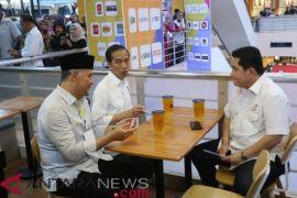 Jokowi ingatkan hasil survei dapat meleset