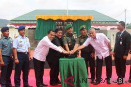 Kasdam II Sriwijaya resmikan Kodim 0431 Bangka Barat