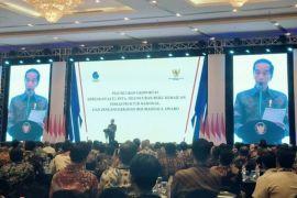 Presiden Jokowi: Kebijakan Satu Peta bisa hapus perizinan