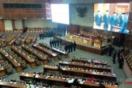 Ketua DPR lantik lima anggota PAW