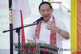 MPR tinjau pembangunan di perbatasan Indonesia-Filiphina