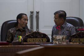 Jokowi terus dorong peningkatan daya saing