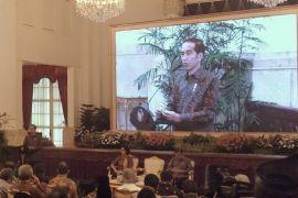 Presiden Jokowi minta anggaran didominasi untuk kegiatan utama