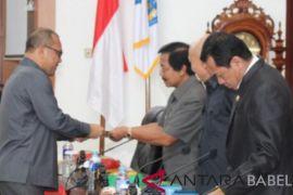 Wagub Babel tindaklanjuti hasil reses anggota DPRD