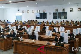 DPRD Bangka ajukan dua Raperda inisiatif