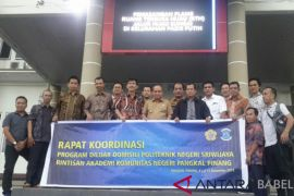 Pemkot Pangkalpinang-Politeknik Negeri Sriwijaya sekapat tambah program studi pariwisata