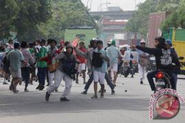 Tawuran pelajar SMP Jakpus tewaskan satu orang