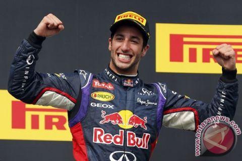 Ricciardo start terdepan di F1 Monaco