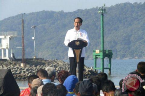 Presiden Jokowi: KJA masa depan teknologi perikanan Indonesia
