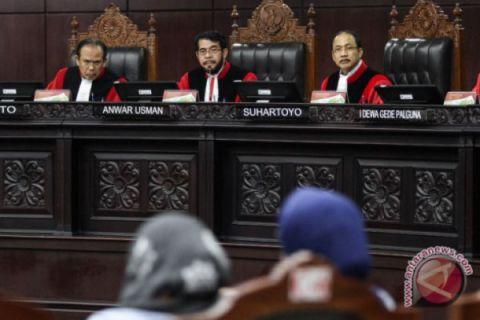 MK tolak uji aturan penahanan dalam KUHAP