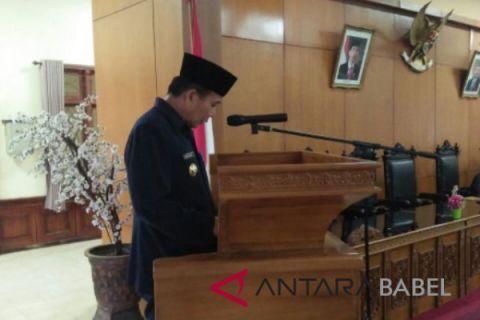 Sekretaris DPRD Bangka Tengah: Bupati ingin cepat punya pendamping