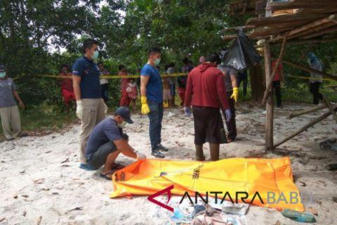Mayat pekerja tambang timah ditemukan membusuk di Dusun Bedang