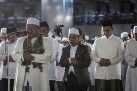 Salat Tarawih Akbar di Istiqlal