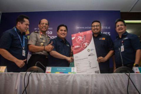 INASGOC matangkan persiapan pembukaan Asian Games 2018