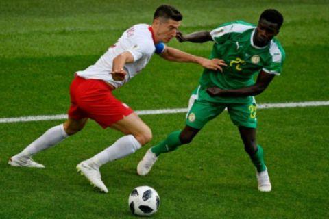 Polandia didenda FIFA karena spanduk