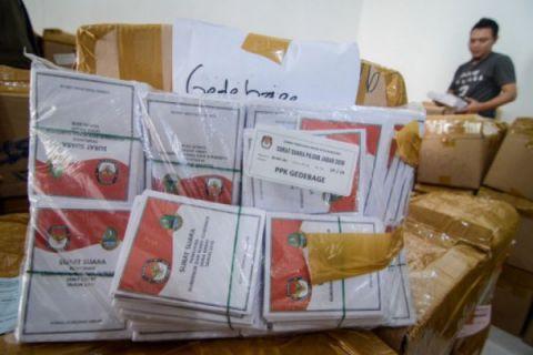 Distribusi surat suara