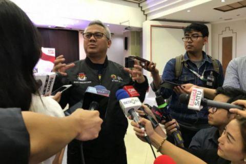 KPU: Seluruh calon presiden-wakil presiden penuhi syarat kesehatan