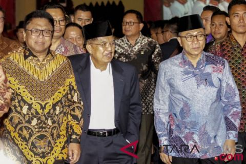 Wapres hadiri peringatan Hari Konstitusi yang digelar MPR