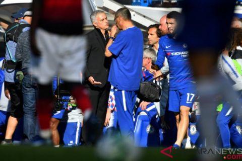 Chelsea vs MU imbang