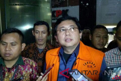 KPK perpanjang penahanan advokat Lucas