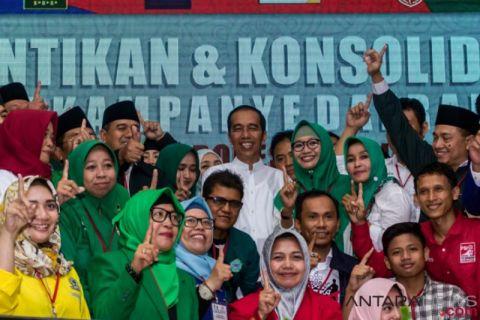 Target TKD Jokowi-Ma