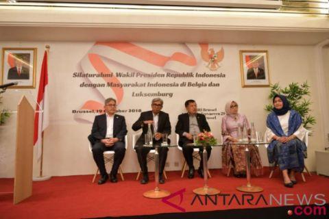 Wapres Jusuf Kalla sampaikan empat pandangan dalam KTT ASEM