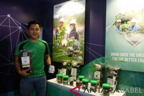 PT Timah tampilkan produk unggulan di Babel Fair 2018