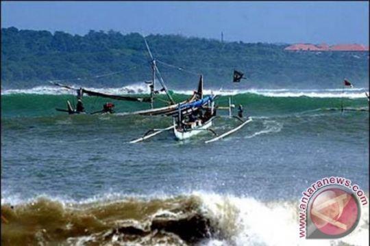 BMKG: gelombang Utara Bangka capai 4,0 meter