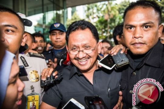 Kejagung tetapkan dua tersangka korupsi Kementan