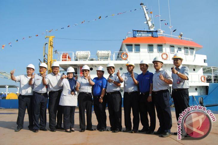 PT Timah luncurkan kapal bor eksplorasi terbaru