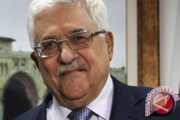 Presiden Palestina: AS tak Bisa Lagi Jadi Mediator Perdamaian